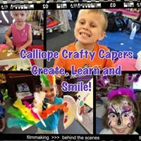 Calliope Crafty Capers - The Craft Room