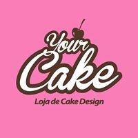 Your cake - Loja de Cake Design