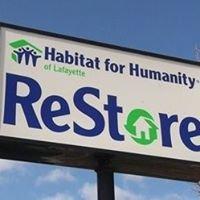 Lafayette Habitat Restore