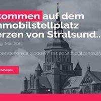 Wohnmobilstellplatz-Stralsund