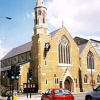 St Philips Church Earls Court Road@ Stratford