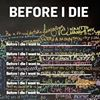 Before I Die Montclair