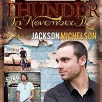 Thunder in November
