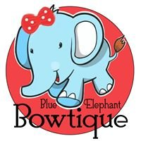 Blue elephant bowtique