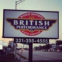 British Performance, Inc.