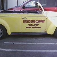 Scott's Sub Company