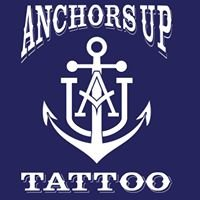 Anchors Up Tattoo