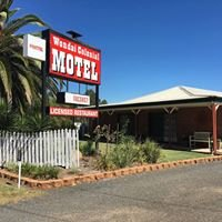 Wondai Colonial Motel And Restaurant