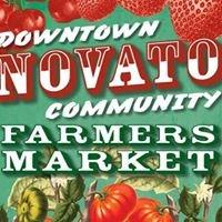 Downtown Novato Community Farmers Market