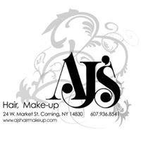 AJ's Hair, Make-up