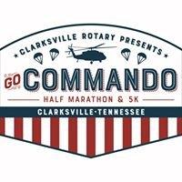 Go Commando Half Marathon & 5K Clarksville, TN