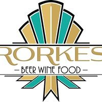 Rorkes Beer Wine Food