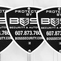 Boss Security & Automation