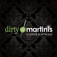 Dirty Martinis