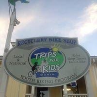 Trips For Kids Marin Re-Cyclery Bike Shop