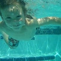 Itty Bitty Swimmers
