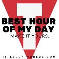 TITLE Boxing Club Falls Church