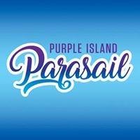Purple Island Parasail