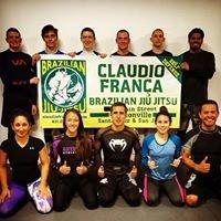 Claudio Franca Brazilian Jiu-Jitsu Watsonville