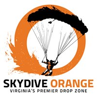 Skydive Orange