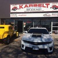 Karbelt Speed & Custom Pickering