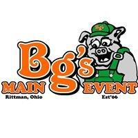 BG's Main Event