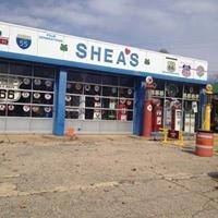 Sheas Gas Station Museum
