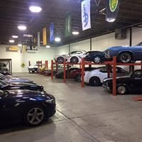 Premier Exotics and Classics Automobiles storage
