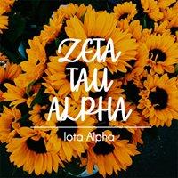 Zeta Tau Alpha- Robert Morris University