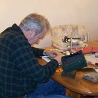 Fly-Tying and Wood Working by Jeff