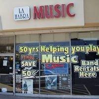 La Habra Music