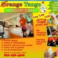 Orange Tango Yogurt Cafe