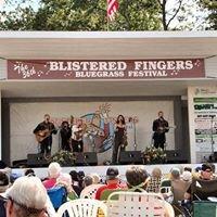 Blistered Fingers Family Bluegrass Festivals