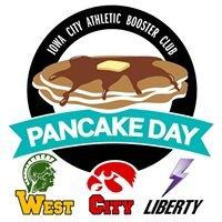 Iowa City Booster Club Pancake Day