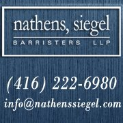 The Law office of Nathens, Siegel, LLP. Toronto Ontario Divorce Lawyers