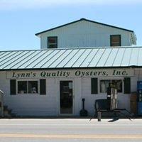 Lynn's Quality Oysters, Inc. & Retail Market