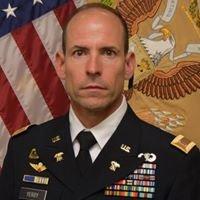 Quartermaster Regimental Chief Warrant Officer