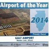 Galt Airport