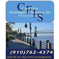 Cape Fear Investigative Services, Inc.