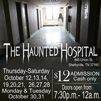Shelbyville Jaycees Haunted House