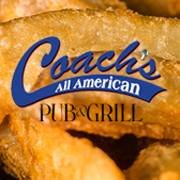 Coachs Pub and Grill