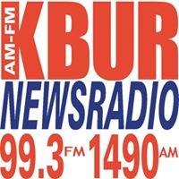 Newsradio 99.3 & 1490 KBUR