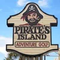 Pirate's Island Adventure Golf, Daytona Beach Shores