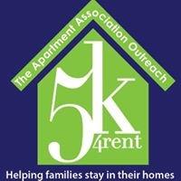 Apartment Association Outreach 5k 4 Rent
