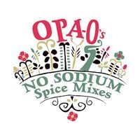 Opa-O's No Sodium Spice Mixes