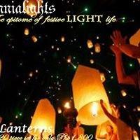 OmniaLights Festives Sky Lantern