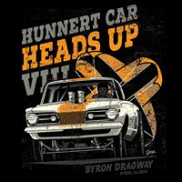 Hunnert Car Heads Up Drags