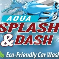 Aqua Splash And Dash Car Wash