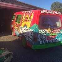 Brisbane Party Castles and supplier