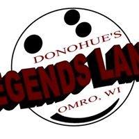 Legends Lanes - Omro, WI